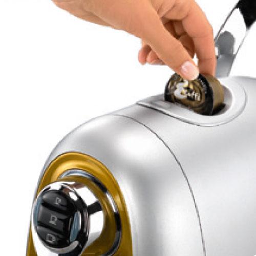 espresso coffee capsule machine