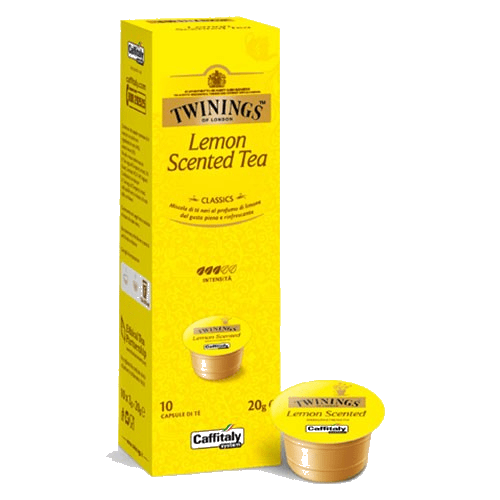 Tea Twinings Lemon Scented.