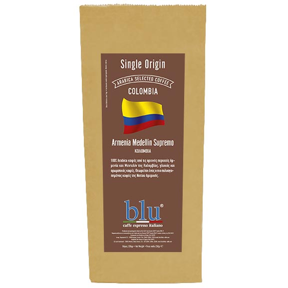 Armenia Medellin Supremo COLOMBIA single origins, 100% arabica
