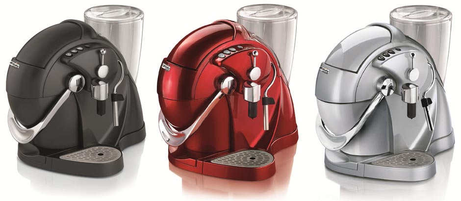 S06 Caffitaly System espresso coffee machines capsules