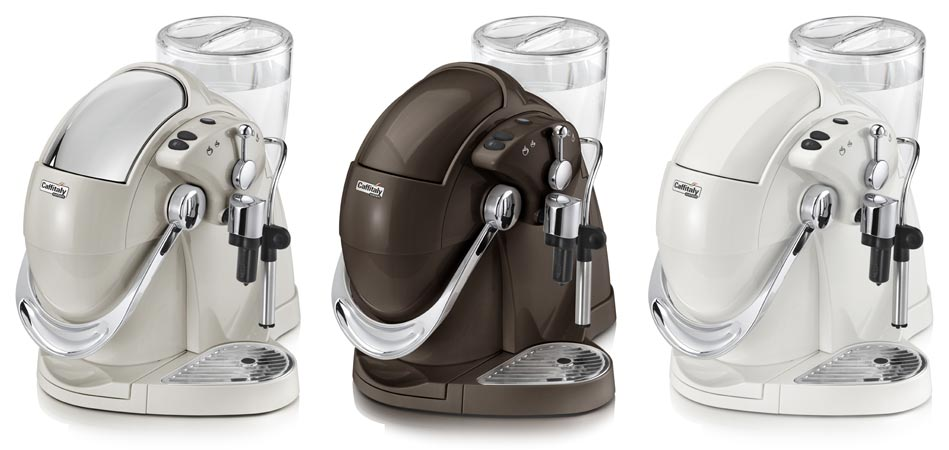 S11 Caffitaly System espresso coffee machines capsules