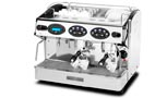 ELEN 3 BOILERS DISPLAY CONTROL 2GR  Black, crem international, Automatic espresso coffee machine with 2 groups