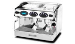 ELEN DISPLAY CONTROL 2GR  black, crem international, Automatic espresso coffee machine with 2 groups