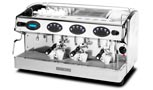 ELEN DISPLAY CONTROL 3GR  black, crem international, Automatic espresso coffee machine with 3 groups