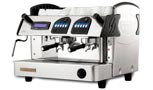 MARKUS Display Control 2 GR, crem international, Automatic espresso coffee machine with 2 groups